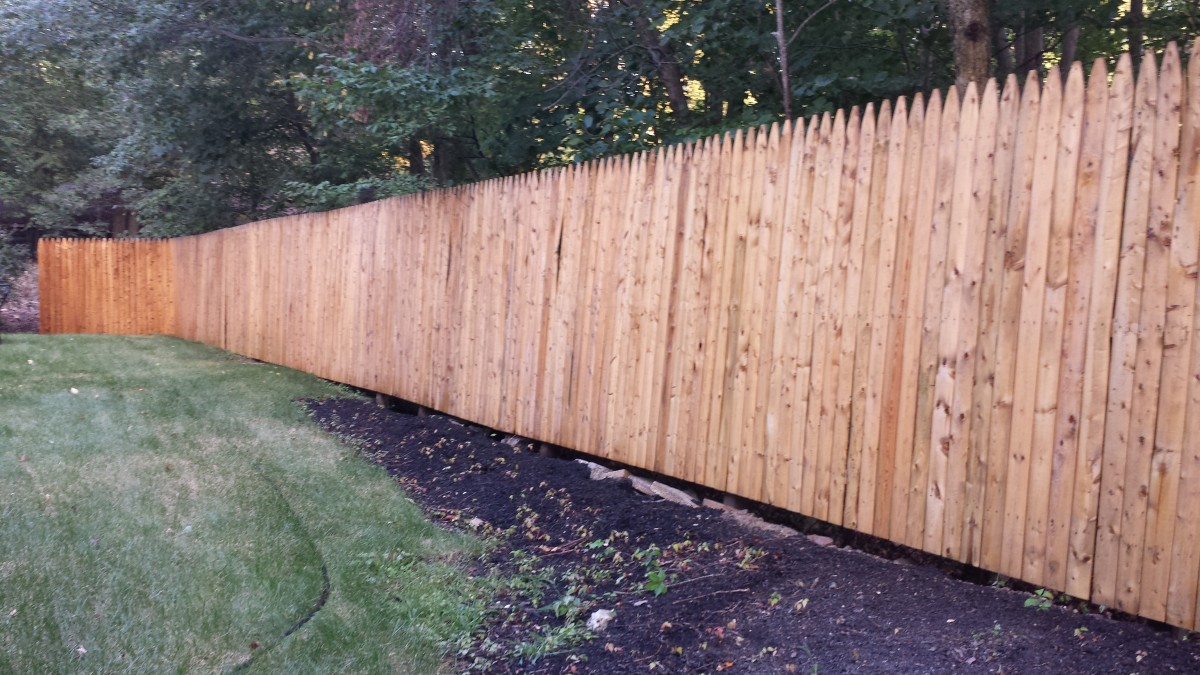 Wood Deck & Fence Restoration