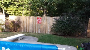 Pressure washing decks and fences in West Milford, NJ